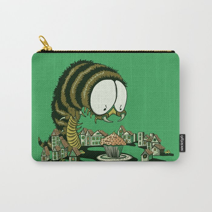 Huuungry! Carry-All Pouch