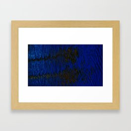 Shimmer. Framed Art Print