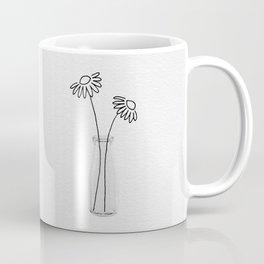 Flower Still Life II Coffee Mug