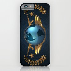 CS GO The Global Elite (Simple/Background) Slim Case iPhone 6s