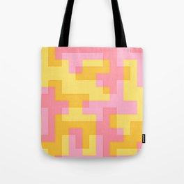 pixel 001 02 Tote Bag