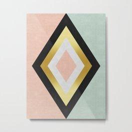 Modern Art XVIII Metal Print
