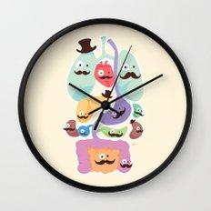 Gentlemen Organs Wall Clock
