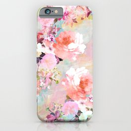Love of a Flower iPhone Case