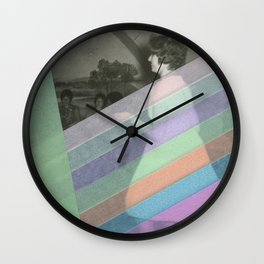 Into The Groove Wall Clock