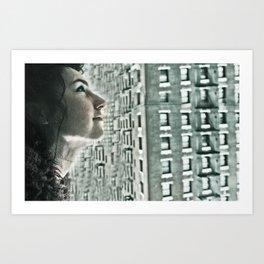 Bountyless Art Print