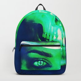 Skull Aglow Backpack