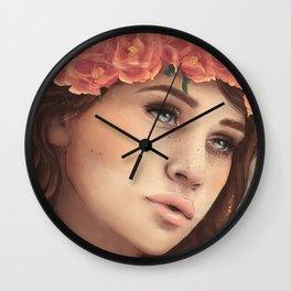 Perceptions Pt.1 - Bohemian  Wall Clock