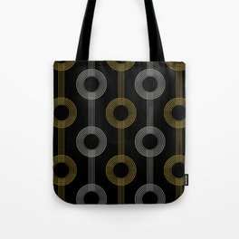 GUITAR IN ABSTRACT GS  (art deco) Tote Bag