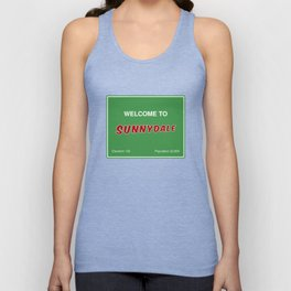 Welcome to Sunnydale Unisex Tank Top