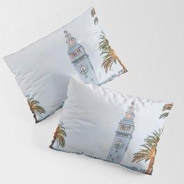 Port of San Francisco Pillow Sham