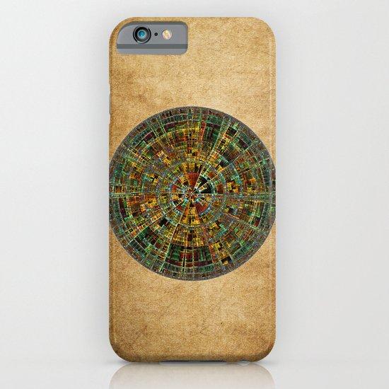 Ancient Calendar iPhone & iPod Case