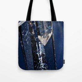 Crystal Love Tote Bag