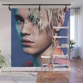 Justin B Wall Mural
