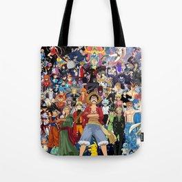 Anime All v3 Tote Bag