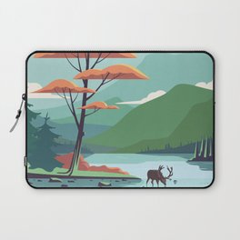 Fall is here Laptop Sleeve