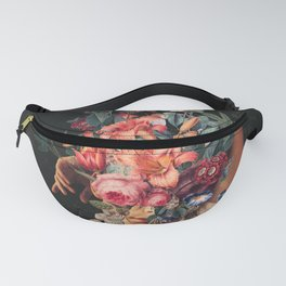 Roses Bloomed every time I Thought of You Fanny Pack