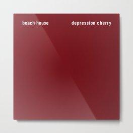 Depression Cherry Metal Print