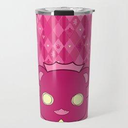 Monochromatic Kuma Ginko Travel Mug