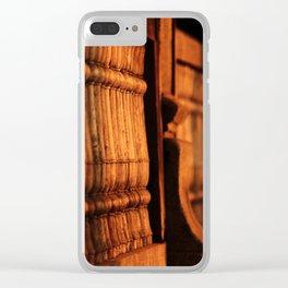 Shaniwar Wada ! Clear iPhone Case