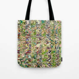 Dream Jungle (Colombia) Tote Bag