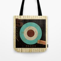 focus Tote Bags featuring Focus by Michael Jon Watt