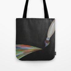 Color Brush Tote Bag