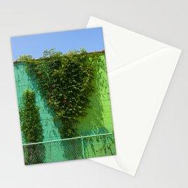 Wild Bush Green, Fine Art Photography Stationery Cards