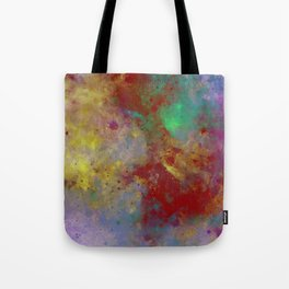 Through The Haze Of Colour Tote Bag