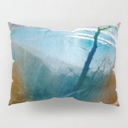 the sun is out there (pinhole camera) Pillow Sham