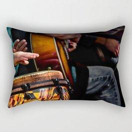 The Band Rectangular Pillow