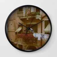 italian Wall Clocks featuring italian style by G. Cicero