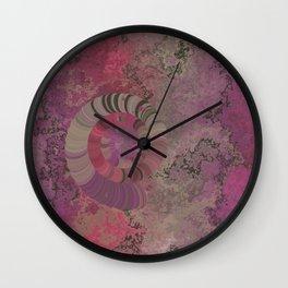 Shale Wall Clock