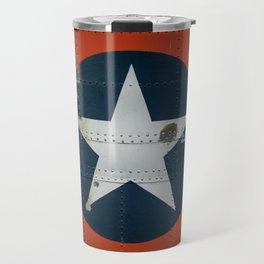 Aircraft Roundel Travel Mug
