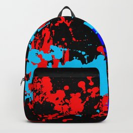 Abstract Color Art Backpack