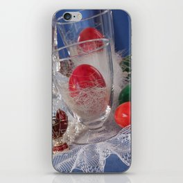 Coloful Easter iPhone Skin