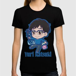 Yuri Katsuki Fireworks Version T-shirt