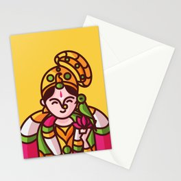 Srivilliputhur Andal Stationery Cards