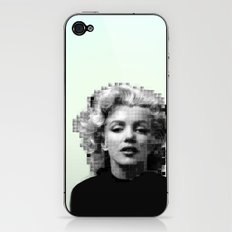 Marilyn Mosaic iPhone & iPod Skin