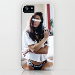 gunn iPhone Case