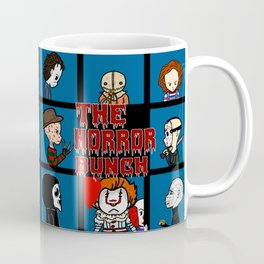 The Horror Bunch: Slashers Unite Coffee Mug