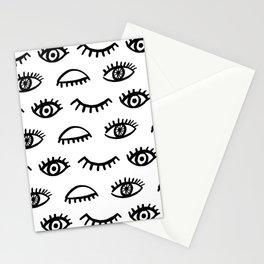 Magic Eyes Stationery Cards