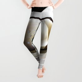 Explore the stars - Join the space programme today! Leggings