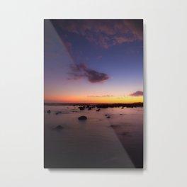 Nightglow Metal Print
