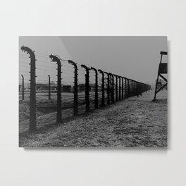 Auschwitz 05 Metal Print