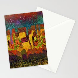 1732 Abstract Thought Stationery Cards