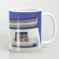 spanish Mugs featuring Spanish House by Martin Llado