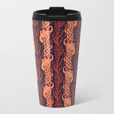 Warm Octopus Reef Travel Mug