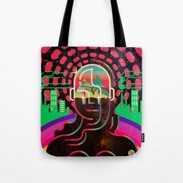 Gaia's Dome Tote Bag