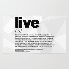 definition LLL  Live 1 Rug